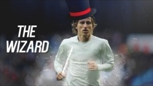Video: Luka Modric ? Crazy Skills Show, The Wizard ? 2016/17